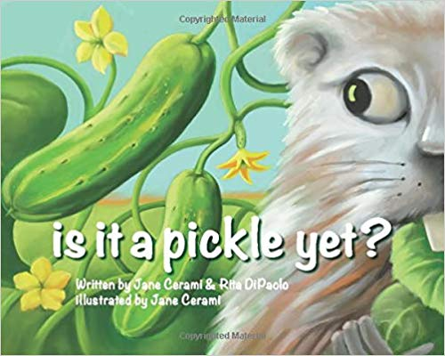 Is It A Pickle Yet?